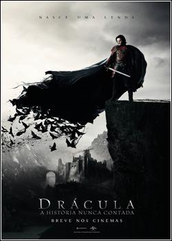 baixar capa Drácula: A História Nunca Contada   Dual Áudio