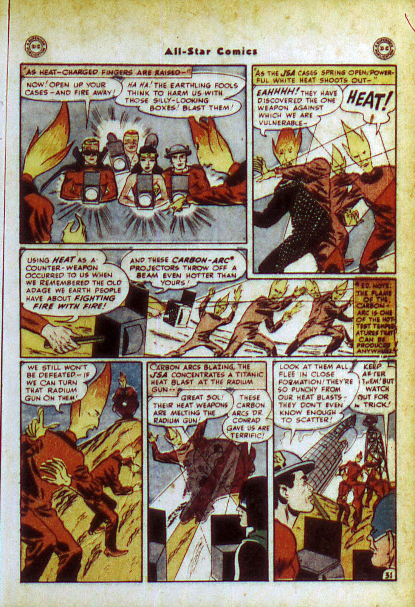 Read online All-Star Comics comic -  Issue #49 - 37