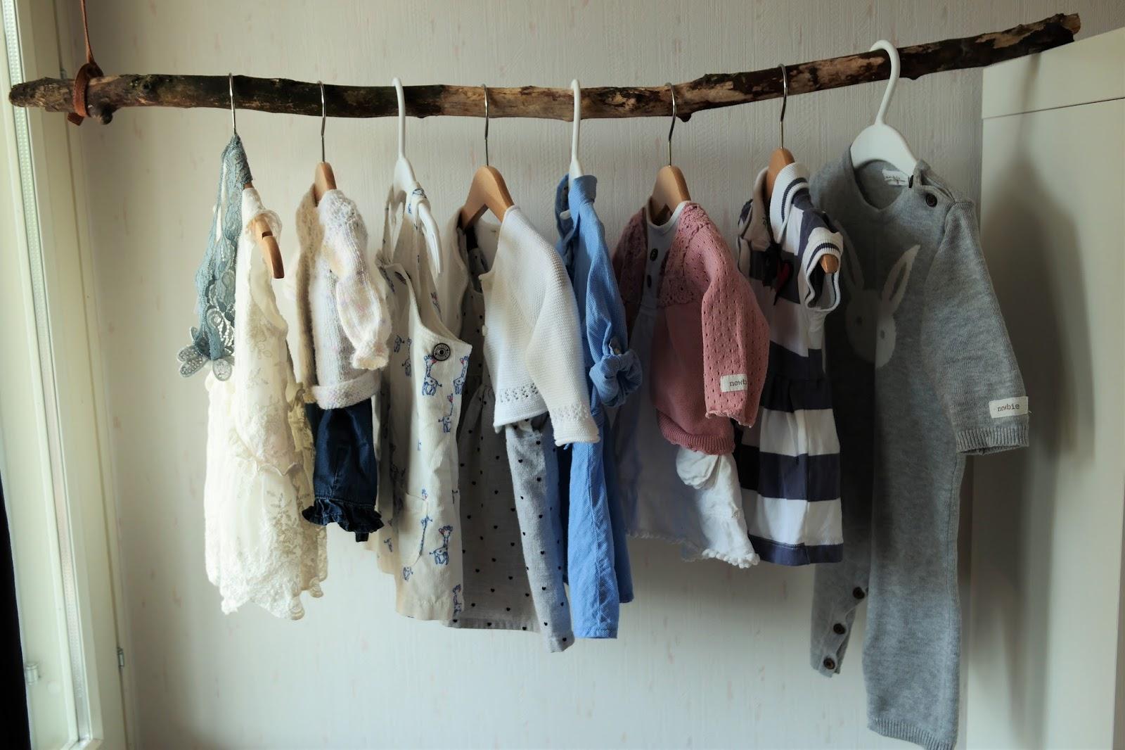 DIY vaatetanko