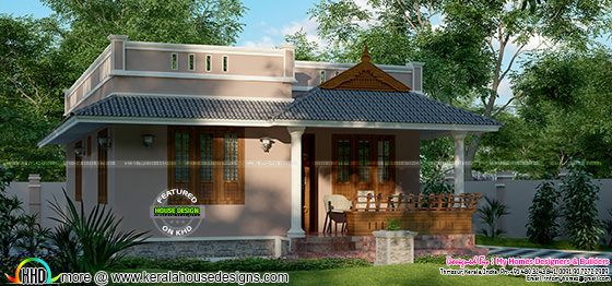 ₹12 lakhs budget Kerala Home design