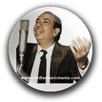 Mahendra Kapoor Indian Music Singer
