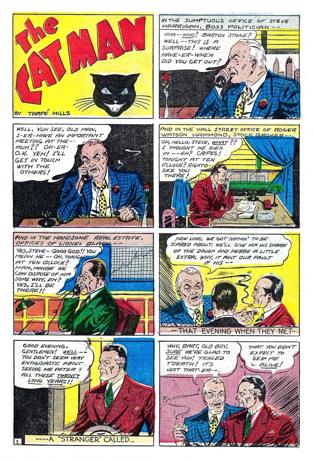 Amazing Man Comics issue 5 - Page 13