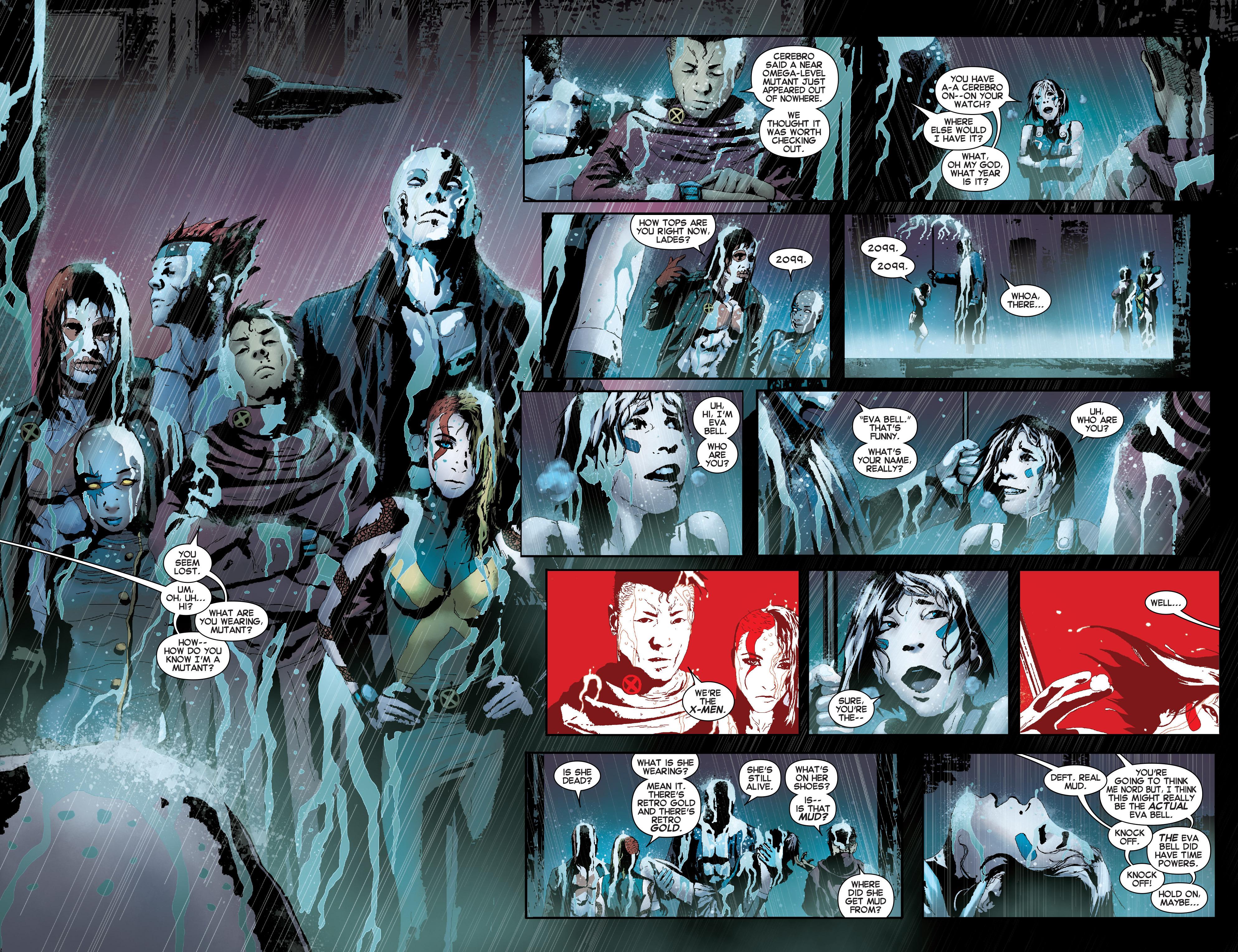 Read online Uncanny X-Men (2013) comic -  Issue # Annual 1 - 15