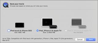 نختار iPad, iPhone 4 & Apple TV