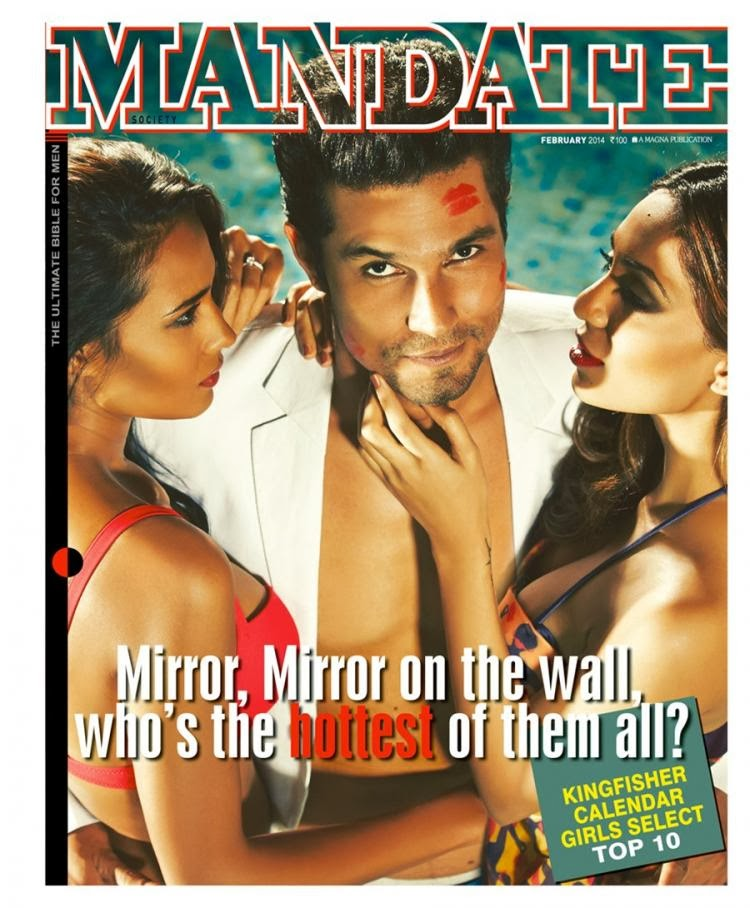 Randeep Hooda covers Mandate magazine feb issue