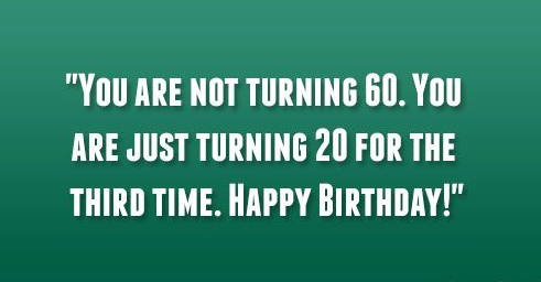 9 Best Happy 60th Birthday Images - Facebook, funny ...