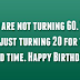 9 Best Happy 60th Birthday Images - Facebook, funny, brother, meme, cake images