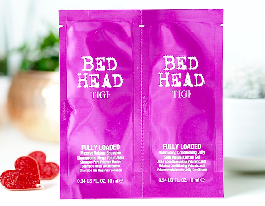 fully loaded hair care range from bed head