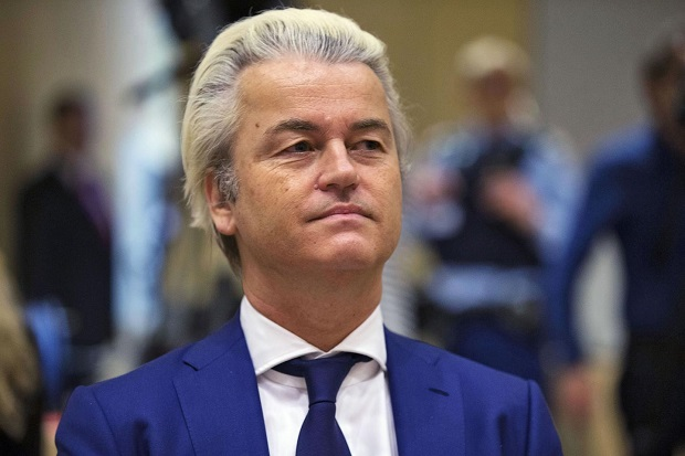 Politisi Sayap Kanan Belanda Gelar Lomba Karikatur Nabi Muhammad