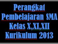 UPDATE TAHUN 2017-2018 RPP K13 REVISI 2016 SMA SOSIOLOGI LENGKAP