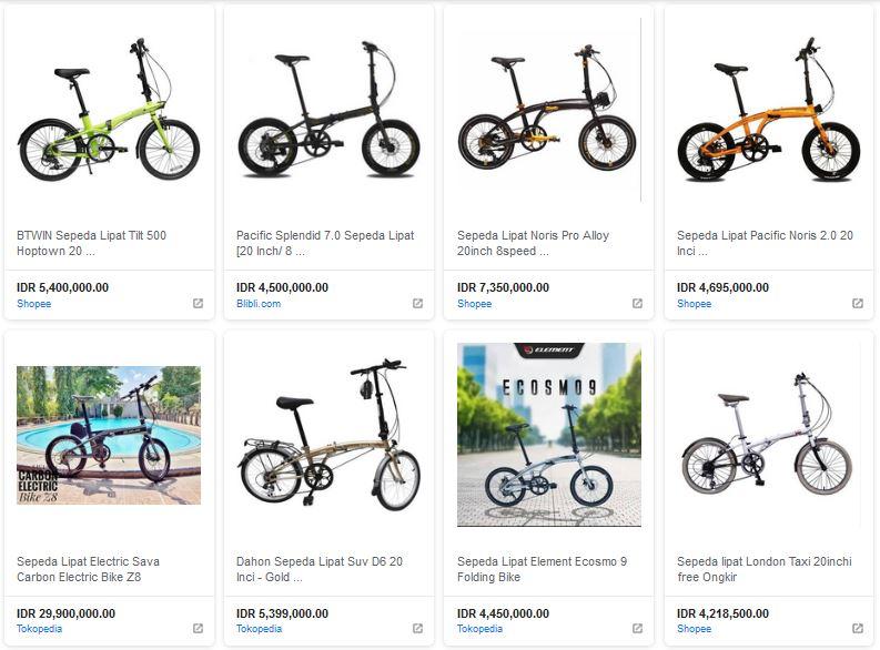 Perhatikan Harga Sepeda (Hindari Membeli Sepeda Terlalu Murah)