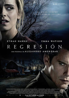 Cartel: Regresión (2015)