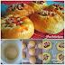 Resep Roti Daging Asap Lembut - Bacon Cheese Bun Favorit Paling Mudah