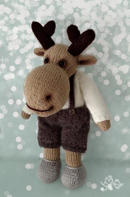 knitted-deer-pattern