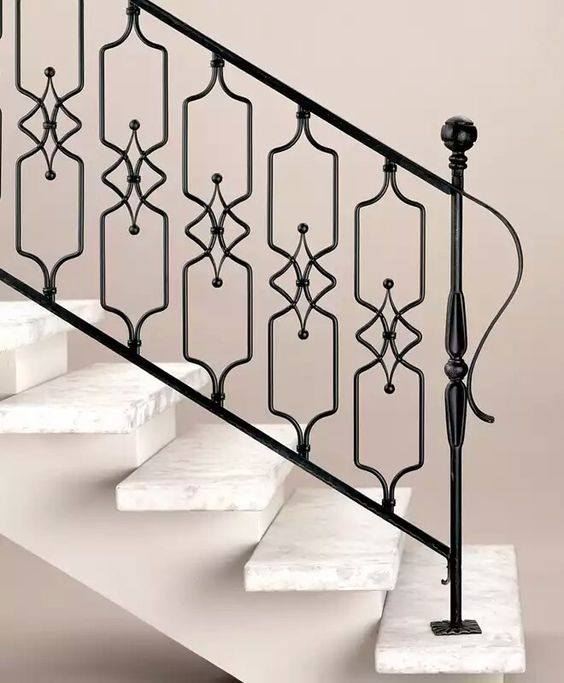 7 Ultra Modern Staircases: 40 Modern Stair Railing Ideas