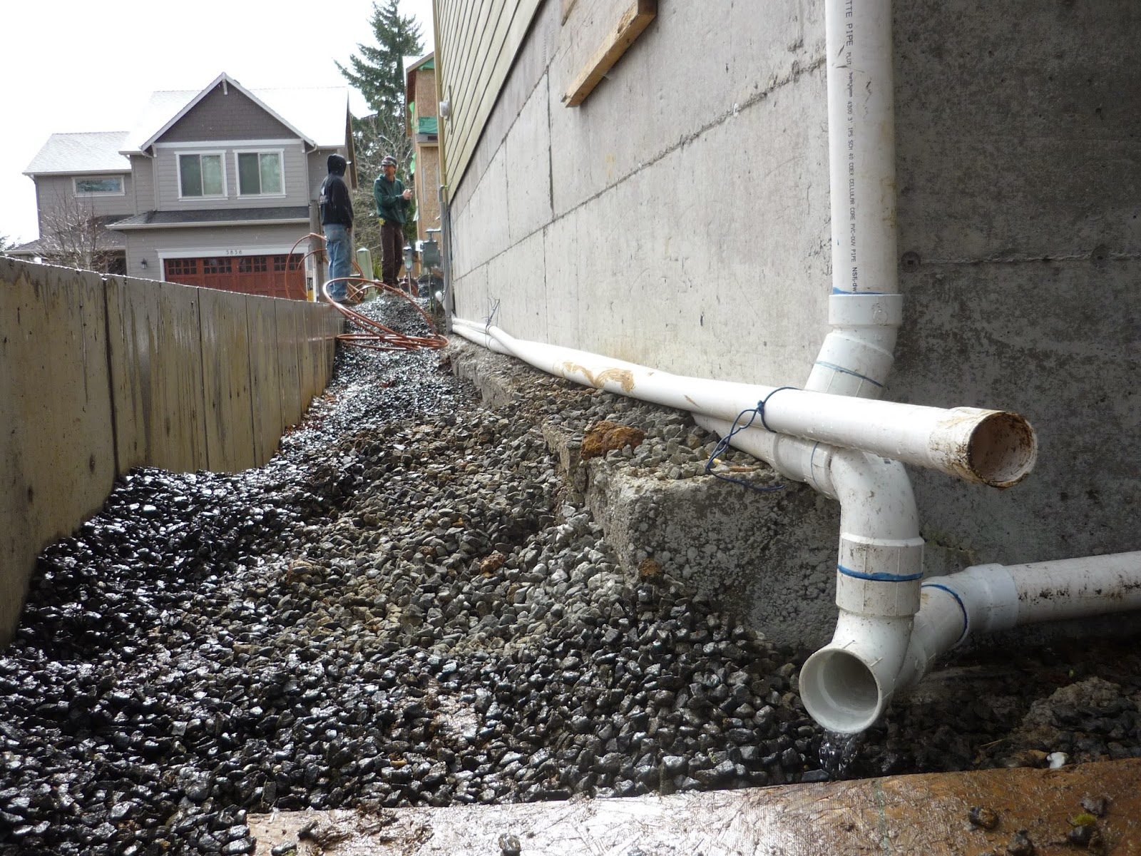 Rain Water Pipe - Acpfoto