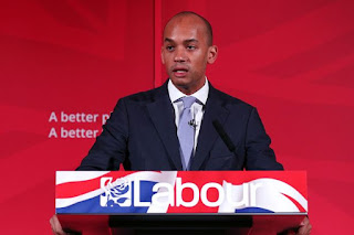 , Labour MP Chuka Umunna weds fiancee Alice and posts on Facebook he is 'the luckiest man alive', Latest Nigeria News, Daily Devotionals & Celebrity Gossips - Chidispalace