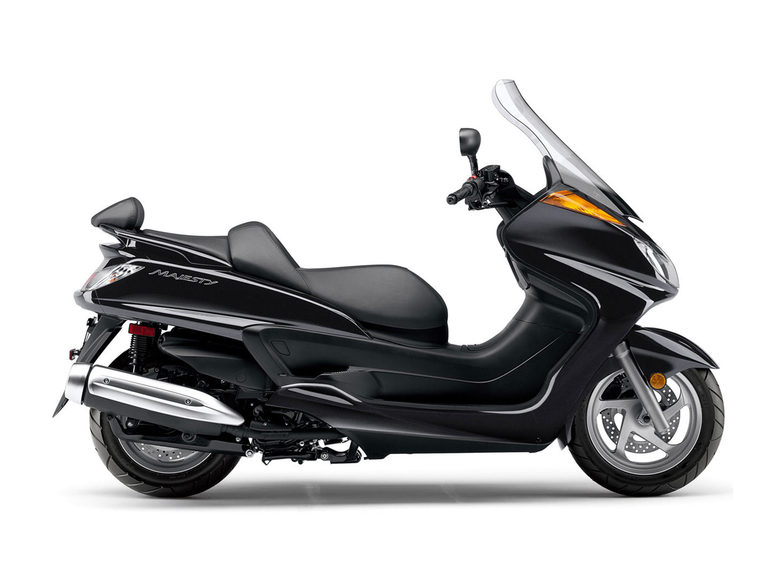 Yamaha Majesty Scooter Review