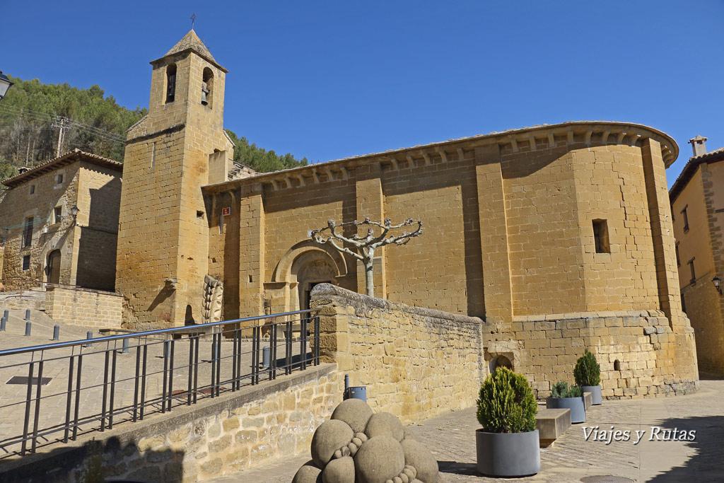 Iglesia de San Felices, Uncastillo