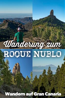 Roque Nublo  Kurze Rundwanderung auf Gran Canaria  Wandern-Gran-Canaria 10