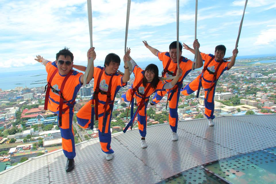 Sky Experience Adventure at Crown Regency Hotel Cebu: Things To Do in Cebu, Philippines