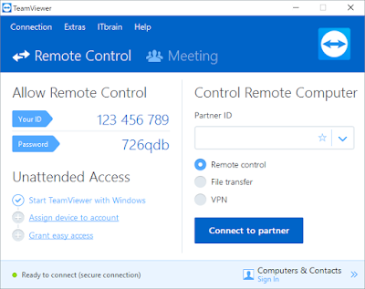 TeamViewer 12 with Crack Full Version Free Download for Windows | TheInfiniteTechs.com