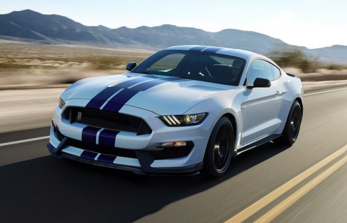 2017 Ford Mustang Shelby GT350 Review