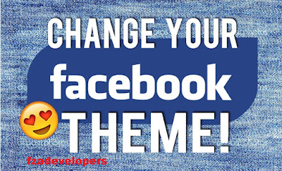 Change Your Facebook Themes