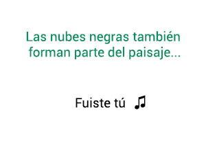 Ricardo Arjona Gaby Moreno Fuiste Tú significado de la canción