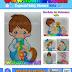 Especial de Baby Shower : 6 Moldes de Excelente Calidad para Decoración