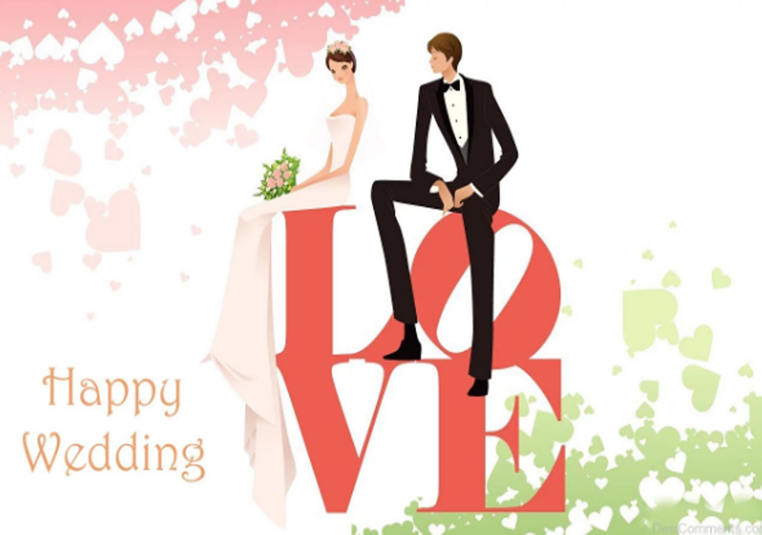 Kumpulan kata ucapan happy wedding terbaru
