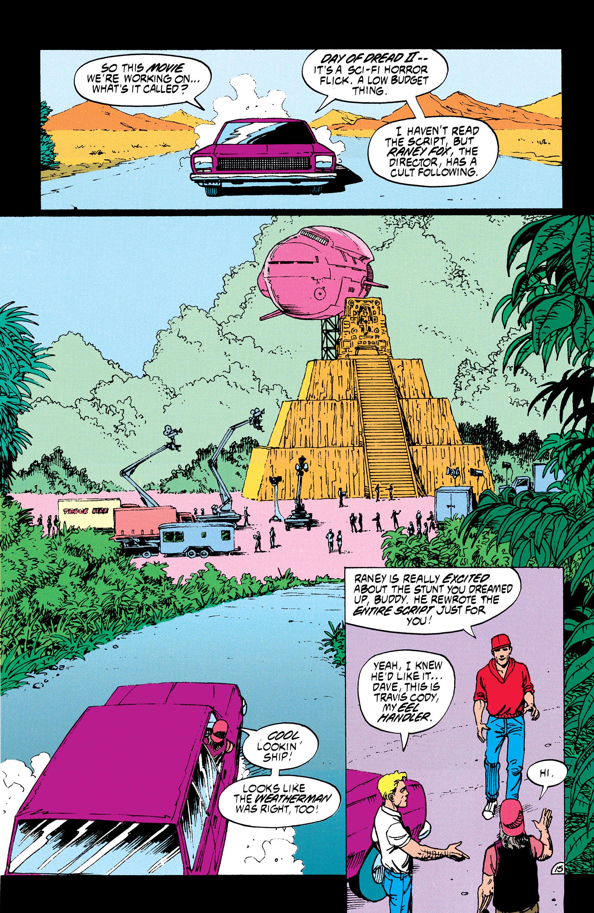 Read online Animal Man (1988) comic -  Issue #35 - 16