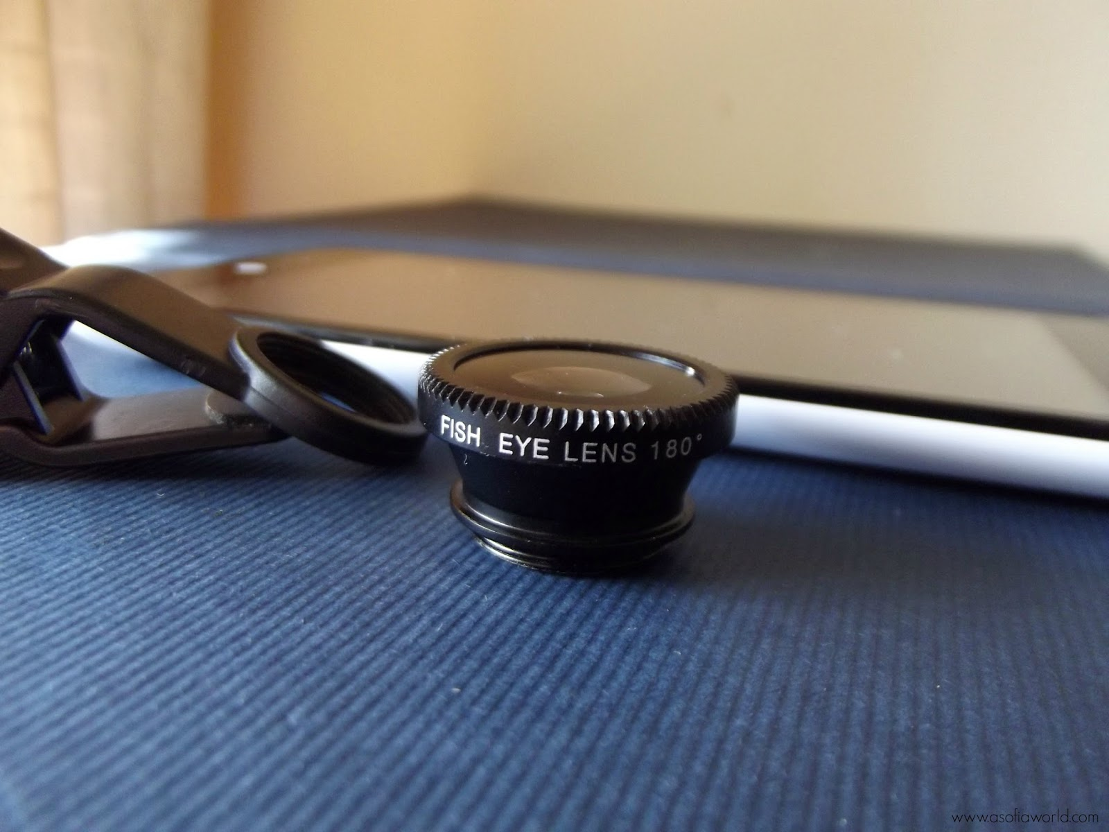 Review: Smartphone Lens & Fill Light