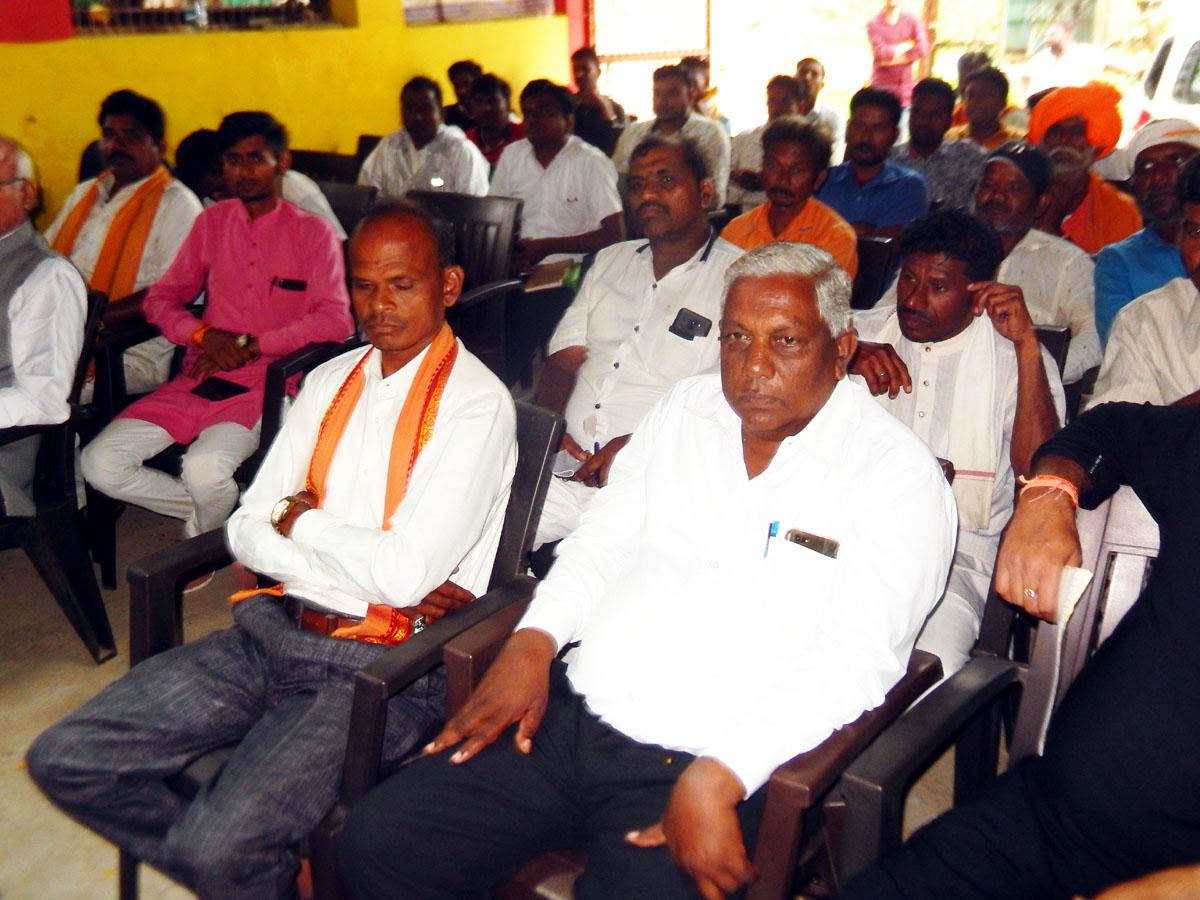 Jhabua News- भाजपा अजजा मोर्चे की सदस्यता अभियान को लेकर हुई जिलास्तरीय बैठक