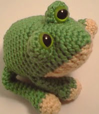 http://www.ravelry.com/patterns/library/carter-frog-amipal-amigurumi-stuffed-softie-pattern