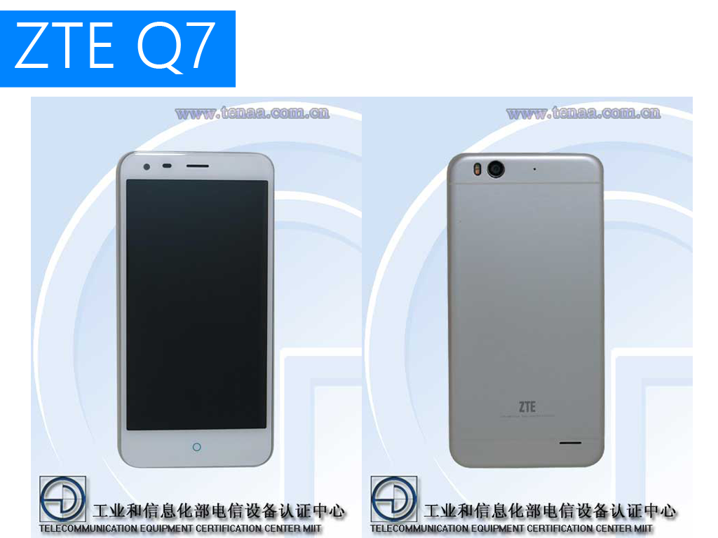 ZTE Q7, Another iPhone 6 Look-A-Like?