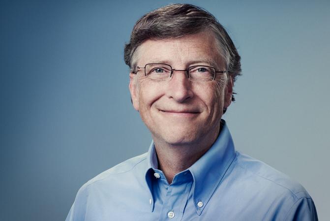 Contoh Descriptive Text About Famous Person Bill Gates Update