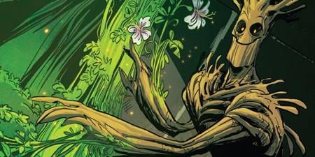 Apa Saja Kekuatan Groot dalam Komik Marvel? - Bagian 2