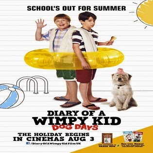 Diary of a Wimpy Kid: Dog Days (2012) ταινιες online seires xrysoi greek subs
