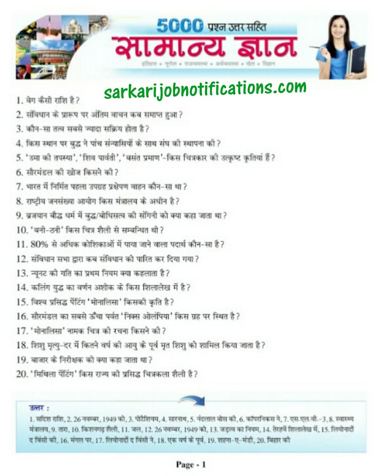Ebook In Hindi General Knowledge