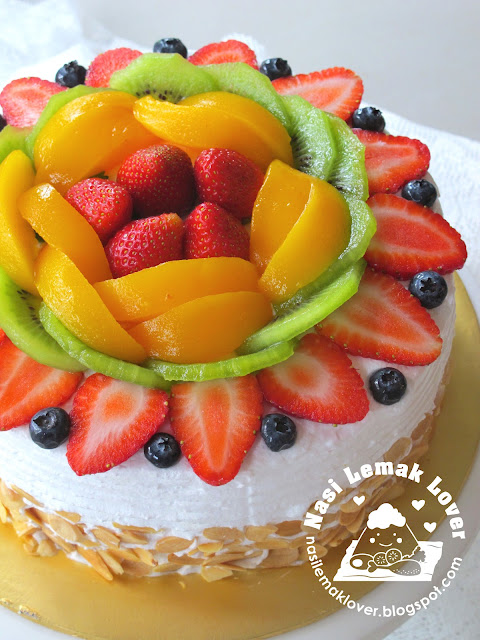 Birthday Cake Fruity Pebbles
