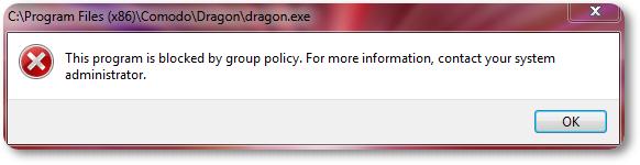 AppAdmin: Blocks Programs From Being Accessed! ~ GeekyFreebies