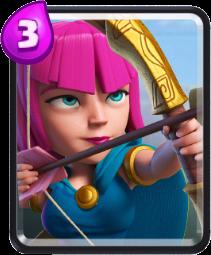 Archers Wiki - Clash Royale Dicas