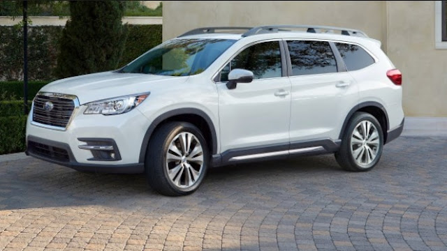 2018 Subaru Ascent Specs
