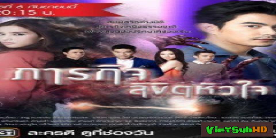 Phim Vận Mệnh Trái Tim Tập 9 VietSub HD | Paragit Likhit Huajai 2017