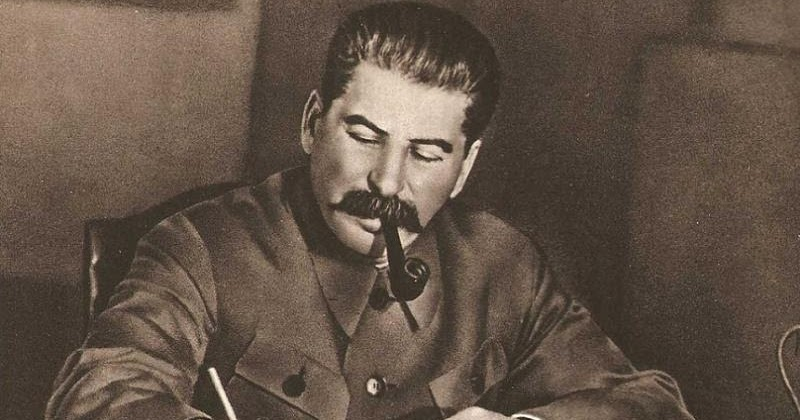 Stalinin Kuolema