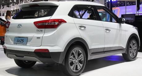 2017 Hyundai IX25