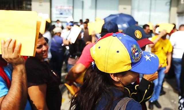 Migración de ciudadanos venezolanos en Perú