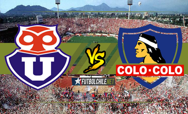 Ver stream hd youtube facebook movil android ios iphone table ipad windows mac linux resultado en vivo, online: Universidad de Chile vs Colo Colo
