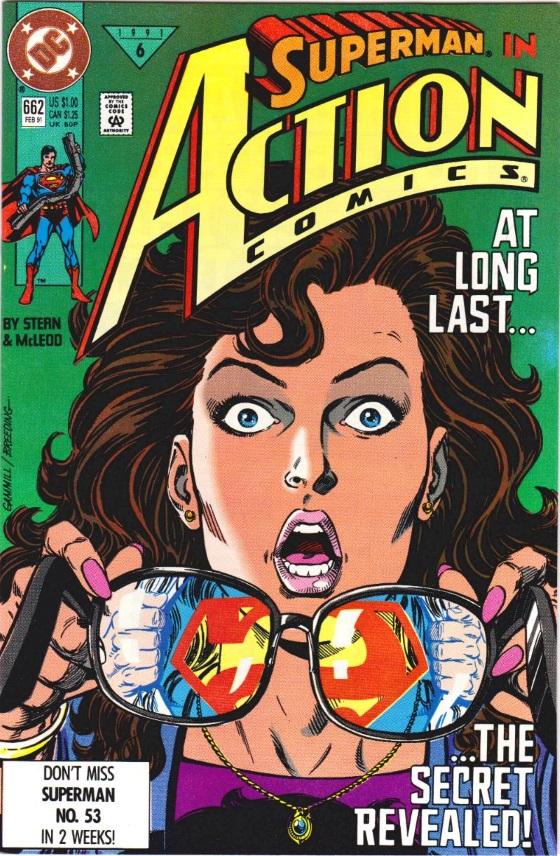 Action Comics #662 (febrero de 1991)